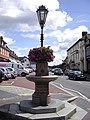 Drinking Fountain in Market Place Westerham Kent - geograph.org.uk - 1416455.jpg