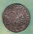 Ducatus Venetus, Venetian ducat, of the reign of Ludovicus Manin Dux (San Marco side).jpg