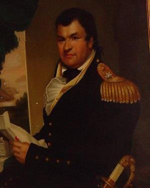Duncan McArthur - Image: Duncan Mc Arthur at statehouse