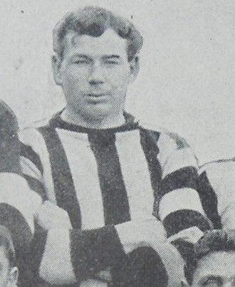 Duncan McIvor - McIvor in 1909