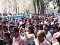 Durga Puja Spectators - New Alipore Suruchi Sangha - Kolkata 2011-10-03 030329.JPG