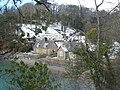 Durgan village in a very rare covering of snow - geograph.org.uk - 1149781.jpg