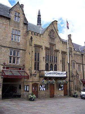 Durham District - Image: Durham Markt