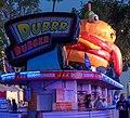Durrr Burger Fortnite at E3 2018.jpg