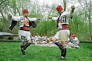 Zeybek dance - Balıkesir zeybek dance