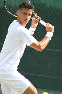 Rogério Dutra Silva tennis player