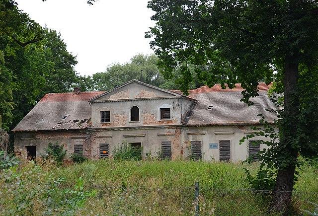 Dwór w Piotrkowicach