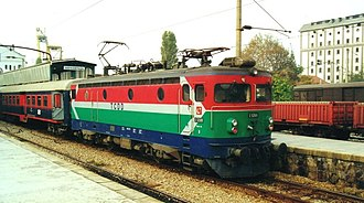 Haydarpaşa-Adapazarı Regional - Image: E52509 at Haydarpasa