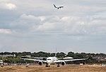 EGLF - Airbus A350 - (43535121611).jpg