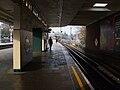 East Finchley stn southbound through platform look north2.JPG