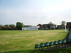 Alexandra Meadows - Image: East Lancashire Cricket Ground geograph.org.uk 415529