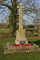 East Wretham War Memorial - geograph.org.uk - 635523.jpg
