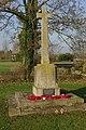 East Wretham War Memorial - geograph.org.uk - 635523.jpg