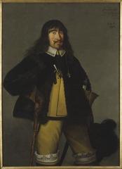 Portrait of Ebbe Ulfeld, 1616-1682