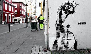 Pøbel Norwegian artist