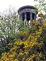 Edinburgh - Edinburgh, Calton Hill, Dugald Stewart's Monument - 20140421102022.jpg