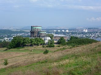Blackford Hill - The Edinburgh Royal Observatory