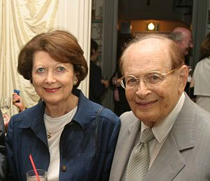 George Rosenkranz - Edith and George Rosenkranz, 2004
