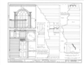 Edward Dexter House, 72 Waterman Street (moved from George Street), Providence, Providence County, RI HABS RI,4-PROV,23- (sheet 22 of 53).png