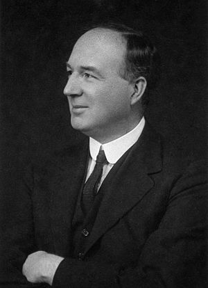 Edward Mellanby - Edward Mellanby in 1943