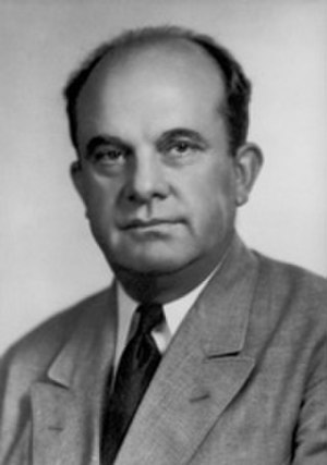 Edward P. Carville - Carville as Governor in 1945.