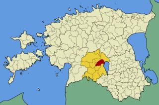 Viiratsi Parish Former municipality of Estonia in Viljandi County, Estonia