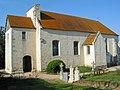 Eglise de Vaux-le-Bardoult, Orne, France.JPG