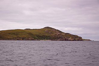 Eilean Dubh, Summer Isles - Eilean Dubh