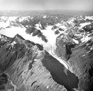Eklutna Glacier Glacier in Alaska