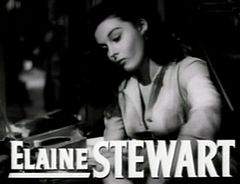 affiche Elaine Stewart
