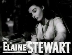 Stewart, Elaine (1930-2011)