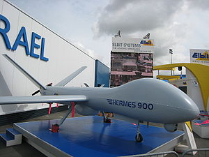 Elbit Systems - Elbit Hermes 900 unmanned aerial vehicle