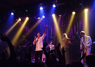Picture of a band or musician: Electric Six