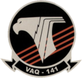Electronic Attack Squadron 141 (US Navy) insignia c1986.png