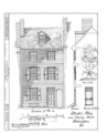 Elfreth's Alley (Houses), Philadelphia, Philadelphia County, PA HABS PA,51-PHILA,272- (sheet 11 of 19).png