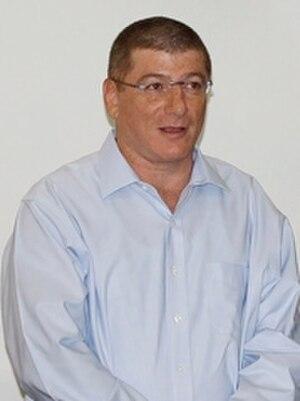 Eliezer Shkedi - Image: Eliezer Shkedi 2010