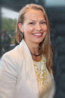 Eliza Roszkowska Öberg Swedish politician