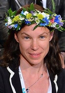 Ellen Mattsson Swedish actress