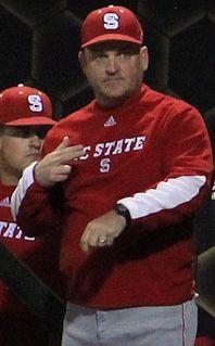 Elliott Avent baseball coach
