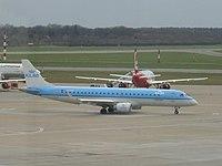 PH-EZD - E190 - KLM