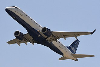 Embraer E-Jet family - JetBlue E190