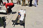 Emergency Exercise Faisalabad International Airport May 2016 15.jpg