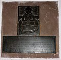 Engraved metal memorial - geograph.org.uk - 976373.jpg