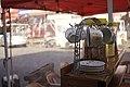 Enjoying tea at Bazari Iskan in Erbil 2.jpg