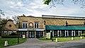 Entrance facade to Powell-Cotton Museum at Quex Park Birchington Kent England.jpg