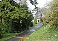 Entrance lodge and driveway, Greenway House - geograph.org.uk - 1223924.jpg