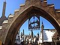 Entrance to Hogsmeade - Harry Potter World of Wizardry - Universal Studios, Orlando Florida - panoramio (1).jpg