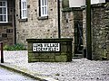 Entrance to Lumb Village - geograph.org.uk - 418226.jpg