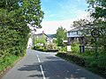 Entry to Braithwaite at the foot of the Winlatter pass. - geograph.org.uk - 1339959.jpg
