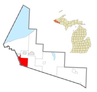 Erwin Township, Michigan Civil township in Michigan, United States